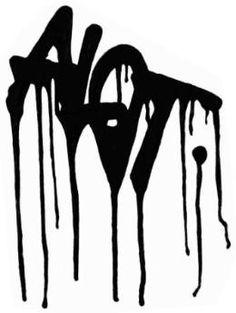 Graffiti Tag Free Lesson, ALOT tag, drippy tag