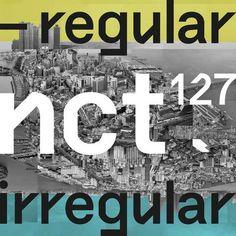 NCT Regular-Irregular - The Album, an album by NCT 127 on Spotify Nct 127, Pop Albums, Mini Albums, Album Nct, Nct Logo, Empathy Quotes, Kpop Memes, Pochette Album, K Pop Music