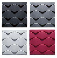 Acoustical Materials    Flo by Karim Rashid