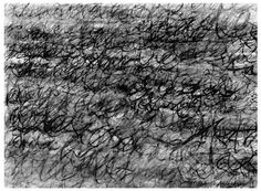 'Nude Descending Staircase' (2014) by London-based British artist Idris Khan (b.1978). Digital C print on aluminum, 69.75 x 94.5 in. via Victoria Miro