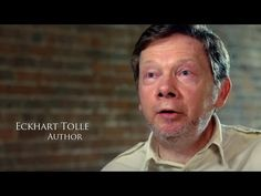 Eckhart Tolle: Film Can Awaken Consciousness and A New Earth - YouTube