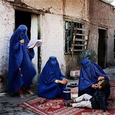 Oral polio vaccination, Jalalabad, Afghanistan