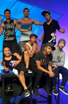 Quest crew, ABDC, season 3 winners. I see victor Kim! They're from my town!