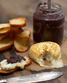 Tyler Florence Black Olive Tapenade. For sandwiches?