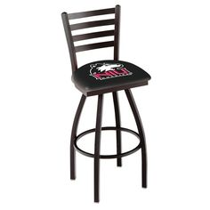 Use this Exclusive coupon code: PINFIVE to receive an additional 5% off the Northern Illinois University Bar Stool with Back at SportsFansPlus.com