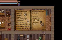 Game screen - Bookshelf by RpgFinland