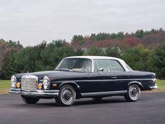 1970 Mercedes-Benz W111/112 - 280 SE 3.5 Coupe | Classic Driver Market