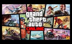 GTA 5 Patch Fixes and Xbox One Transfer Problems - Rockstar Games has issued an emergency fix for a major bug found within the PlayStation 4 and Xbox One versions of Grand Theft Auto users who purchased a new-gen edition of Xbox 360, Playstation, Play Gta Online, Online Games, Online Art, Online Logo, Hack Online, Grand Theft Auto, New Gta
