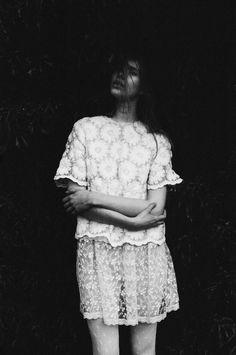 """""""Simone Rocha""""Scandinavia SSAW,S/S 2013Melinda Szepesi by Jeff Hahnstyling by Adam Winder"""