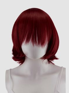 #NotStayingBlueToday #BurgundyColors 🥰Try 17+ Unique Red Hair Color Ideas For Short Hair! #Followme #Cool  Dip How to box Videos Best way to box Red Red box How do Balayage Purple Blonde diy Tips tutorials Dip At home Split Gray Ideas Pink dip With koolaid Purple dip Blue dip Brown Blonde How to Red dip Tie With coffee Blonde at home Black Box Red Men Green dip Diy dip With food coloring Videos Tye Different ways to Epic Cosplay, Cosplay Wigs, Wig Styles, Short Hair Styles, Layered Bob Short, Clip In Ponytail, Ponytail Extension, Wig Making, Fall Hair