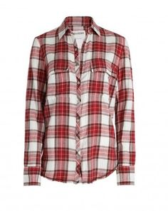 small check cotton wide red, but think back stripe vertical