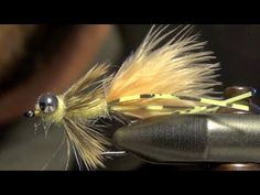 Mellow Yellow Carp Fly Tying Directions - YouTube