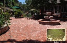 Action Pressure Washing in Walnut Creek specializes in residential pressure washing for patios, decks, concrete, and more