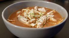 Chinese tomatensoep met pulled chicken – Sport Foodblog