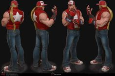 Baj Singh talked about the pipeline he uses to build awesome characters, giving some feedback on the use of Marmoset Toolbag Character Creation, Game Character, 3ds Max, Zbrush, The Pipeline, Man Games, King Of Fighters, Photoshop, Cartoon Characters
