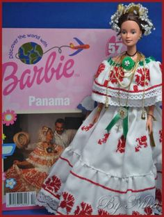 panamanian barbie doll | The outfit my doll is wearing is not the one that came with the ...l