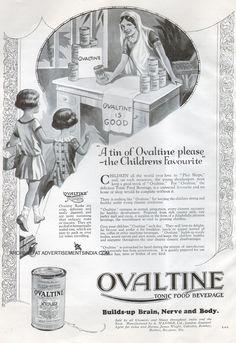 """""""Ovaltine is good"""""""