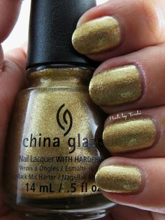 Nails by Tenshi: #NavidadNataliciosa: Un color #ChinaGlaze