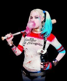 ♦ Harley Quinn, pleased to meetcha! x