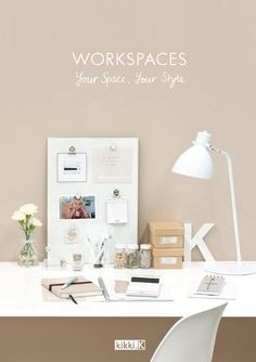 kikki.K Workspaces: Your Space, Your Style