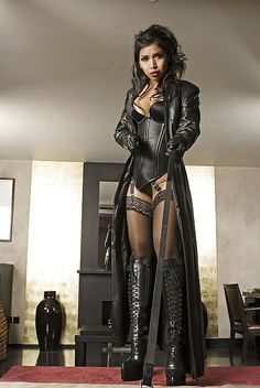 Asian Dominatrix in Leather | 8505758497_6c938ca99b_z.jpg