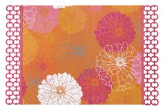 Jessica Swift Blomma Placemats - Paper Placemats - Stationery