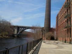 The River Lofts at Ashton Mill - Cumberland, RI on the Blackstone River