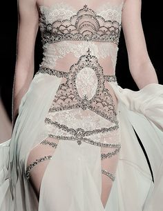myfavoritefashionthings:  Reem Acra Fall 2016
