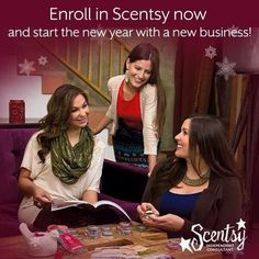 always looking to grow my team, Start your Scentsy business today you will be glad you did www.tammyallison.scentsy.ca
