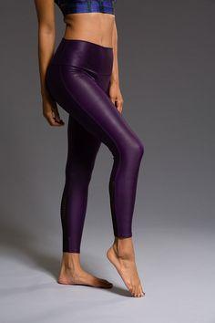 #PintoWinOnzie Yoga Pants | Mesh Legging - Dhalia Venom