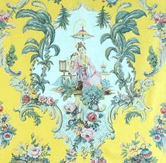 Jean Monro Geisha Clarence House JM1010 54 wide, 25.20 repeat