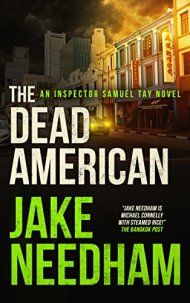 The Dead American by Jake Needham ebook deal