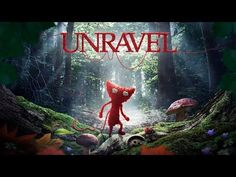 Unravel is a physics-based puzzle game starring Yarny, a creature made of yarn who can use his own body to explore the world around him and overcome obstacles.