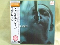 CD/Japan- JOHN COLTRANE Coltrane (1962/Impulse) w/OBI MINI-LP RARE Elvin Jones #HardBop