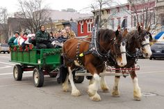 GRANVILLE CHRISTMAS the candlelight walking tour by Greater Licking County CVB, via Flickr. #Christmas #Ohio #Escape2LC