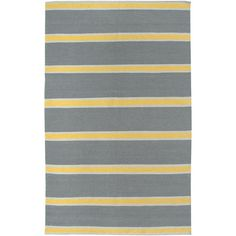 Rizzy Rugs Swing Gray Rug & Reviews | Wayfair