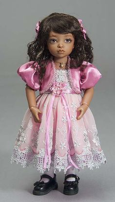 Картина  Martha Boers doll