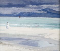 Cadell and Iona − The Scottish Colourist Series: FCB Cadell − Exhibitions − What's On − National Galleries of Scotland