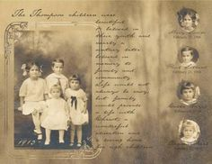 Scrapbook Layouts Family History, Scrapbook Layouts For Beginners and Pics of Imovie Scrapbook Templates. Album Vintage, Vintage Scrapbook, Family History Book, History Books, Heritage Scrapbook Pages, Look Vintage, Vintage Photos, Vintage Clip, Family Genealogy