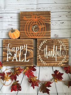 Rustic fall decor, g