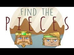 """""""Find the Pieces"""" MINECRAFT SONG Lyric Video - CaptainSparklez and TryHardNinja #FindThePieces - YouTube Best Songs, Awesome Songs, Minecraft Songs, Song Lyrics, Youtubers, Lol, Music, Apple, Fictional Characters"""