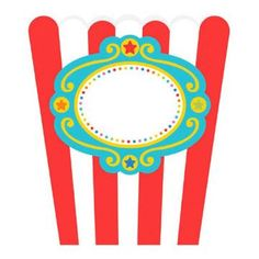 Circus Party! Such cute stuff for a Carnival or Circus theme for a birthday party! http://store.watkinspartystore.com/birthday-generic-circus First Birthday Circus - Treat Bags