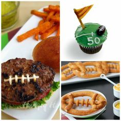 Touchdown! 10 Football Themed Treats and Eats | Spoonful