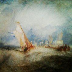 @aplennert JMW #Turner #shipwreck (Taken with instagram)