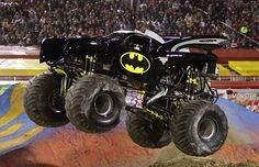 Batman - The Most Badass Monster Trucks That Will Crush Anything | Complex