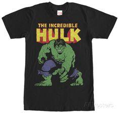 Incredible Hulk- Big Time Shirts - at AllPosters.com.au