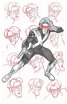 X-Men: Evolution - Cyclops