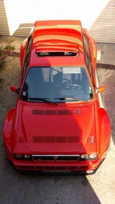 Bikes and Cars — Lancia Delta HF Integrale