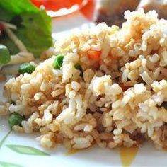 Gebratener Reis wie im Restaurant