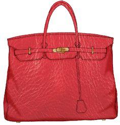 New Illustration: Hermes Birkin Handbag